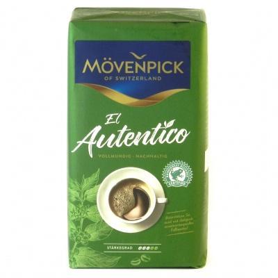 Мелена кава Movenpick El Autentico 0.5 кг