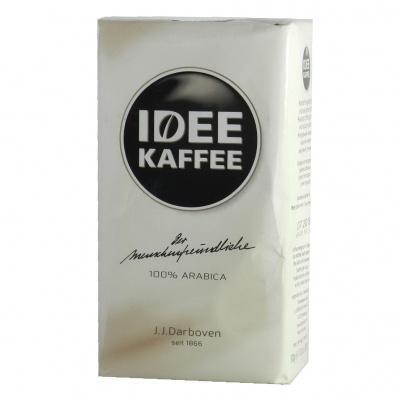 Мелена кава Idee Kaffee 100% арабіка 0.5 кг