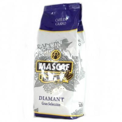 Кава в зернах Mascaf diamant gran seleccion 1 кг