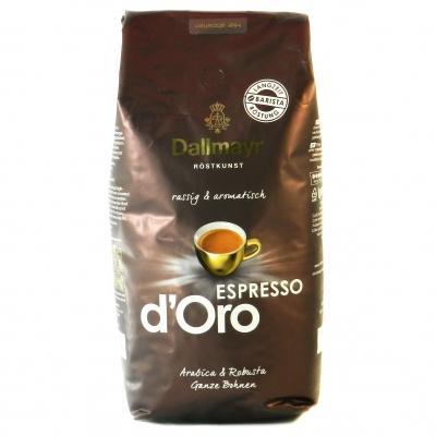 Кава в зернах Dallmayr Espresso dOro 1 кг