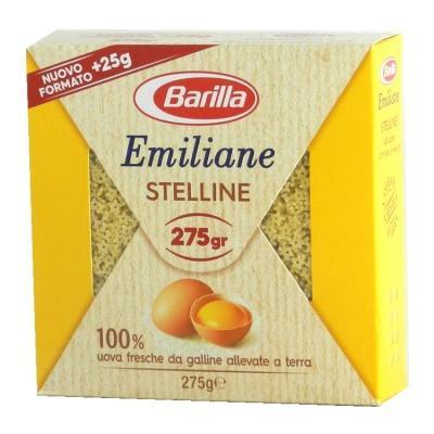 Яєчні Barilla Emiliane stelline 275 г