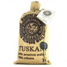 Tuskani 30% premium arabica 70% robusta 1 кг