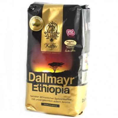 Кава в зернах Dallmayr Ethiopia 0.5 г