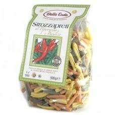 Dalla Costa strozzapreti al peperoncino e basilico 0.5 кг