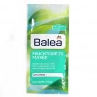 Маска для обличчя Balea feuchtigkeits з термальною водою і водоростями 2х8мл