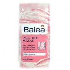 Маска-плівка для обличчя Balea peel-off 2х8мл