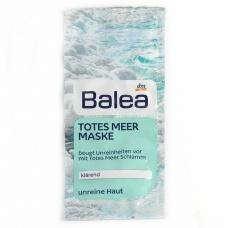 Маска-пілінг для обличчя Balea totes meer 2х8мл