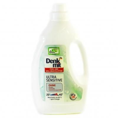Гель для прання дитячих речей Dek Mit ultra sensitive 1,5л на 30 прань