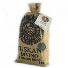 Tuskani Divino 60% premium arabica 1 кг