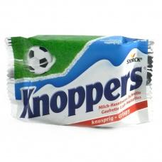 Knoppers хрусткі з молочно горіховою начинкою 25 г