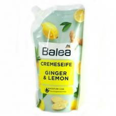 Рідке мило запаска Balea cremeseife лимон та імбир 0.5л