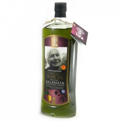 Оливкова HPA extra virgin olive oil region Kalamata 1 л