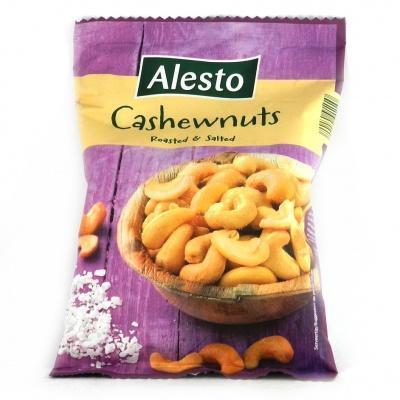 Горіхи кешью Alesto зі сіллю 250г
