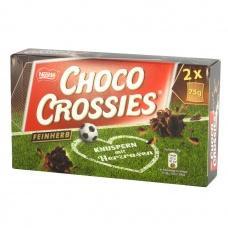 Nestle choco crossies feinherb 150 г