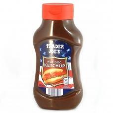 Trader joes hot doc ketchup 0.5 л