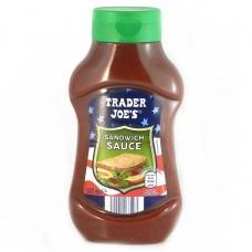 Trader joes sandwich sauce 0.5 л