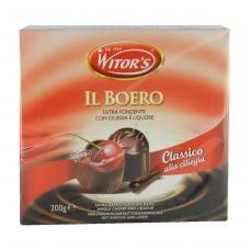 Цукерки Witors Il Boero classico з вишнею та лікером 200г