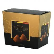 Цукерки шоколадні Truffles з какао 150г