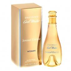 Парфумована вода для жінок Davidoff Cool water sensual essence 100мл