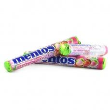 Mentos strawberry mix жувальні 38 г
