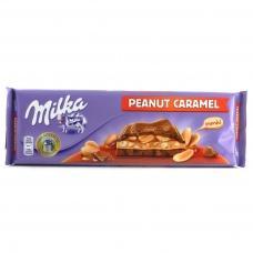 Milka Peanut caramel 276 г