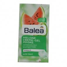 Маска для обличчя Balea Melone Creme - gel 2x8 мл