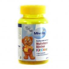 Mivolis Multivitamin-Barchen для дітей 60 шт 120 г