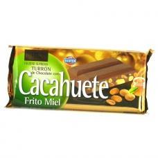 Hacendado Cacahuete з медом та арахісом 250 г