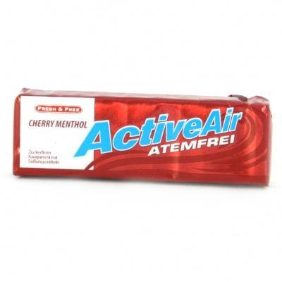 Жуйки Active Air atemfrei cherry menthol 14 г