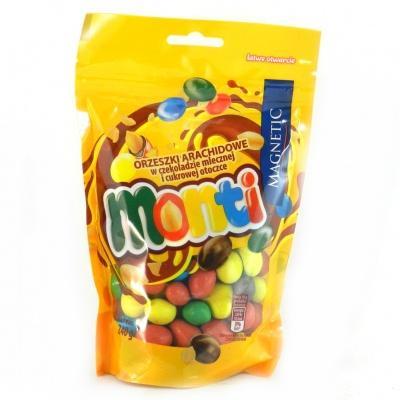 Арахіс Monti в шоколаді 240 г