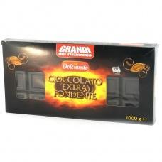 Шоколад Dolciando екстра темний 1кг