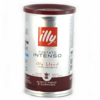 Мелена кава Illy tostato intenso 200 г