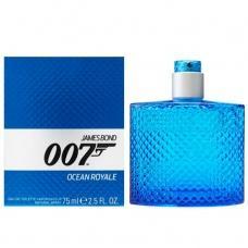 Парфумована вода для чоловіків James Bond 007 ocean royale 75мл