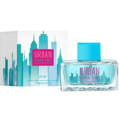 Парфумована вода для жінок Antonio Banderas Blu Urban Seduction 100мл