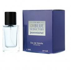 Парфумована вода чоловіча Jeanmishel love blue seduction 60мл