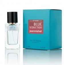 Міні парфумована вода жіноча Jeanmishel love dlue seduction  60мл