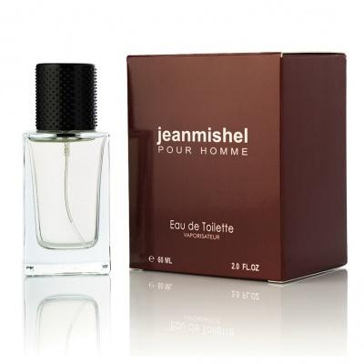 Парфумована вода жіноча Jeanmishel love poer homme  60мл