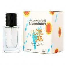 Парфумована вода жіноча Jeanmishel love cheapandchic  60мл