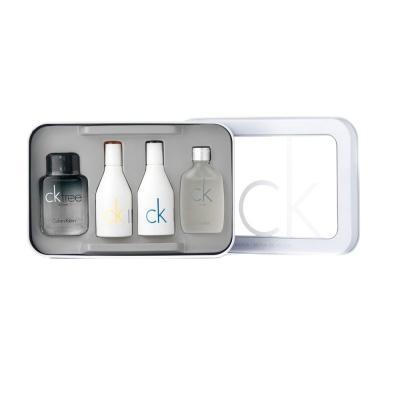 Подарунковий набір Calvin Klein міні парфуми 55мл