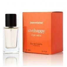 Парфумована вода чоловіча Jeanmishel Love Happy 60мл