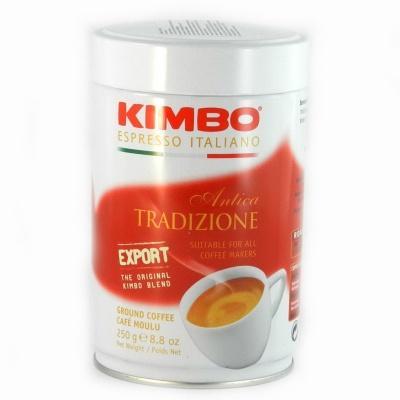 Мелена кава Kimbo Antica tradizione 250 г (ж/б)