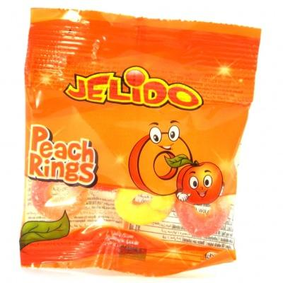 Желейки Jelido peach rings 15 г