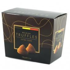Цукерки шоколадні Truffles coffee extra dark 150г