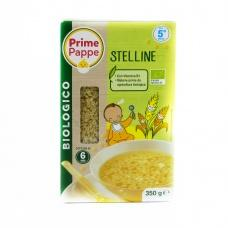 Prime Pappe junior stelline biologico від 5 місяців 350 г