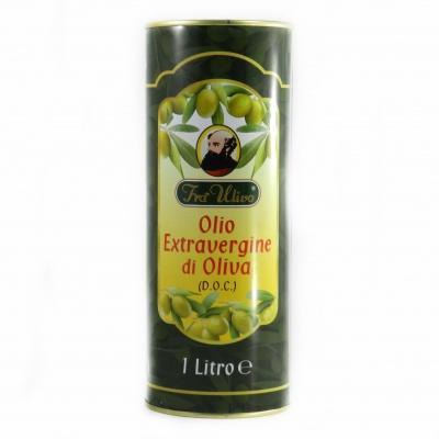 Оливкова Fra Ulivo DOC Olio extra vergine di oliva 1 л (ж/б)
