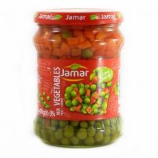 Jamar горох з морквою 470 г