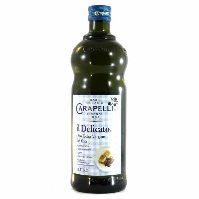 Оливкова Carapelli il delicato extra vergine 1 л