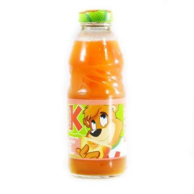 Сік Kubus персик морква яблуко 300 мл