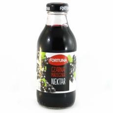 Сік Fortuna з нектару чорної смородини 300 мл