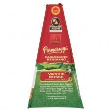 Сир Parmigiano Reggiano Vacca rosse DOP 24 mesi 250г